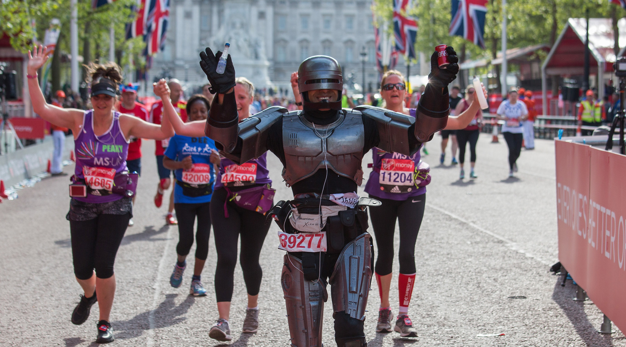Your winning guide to the London Marathon