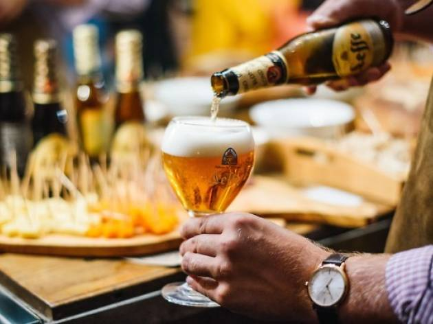 National Gallery Dining Experiences in association with Leffe