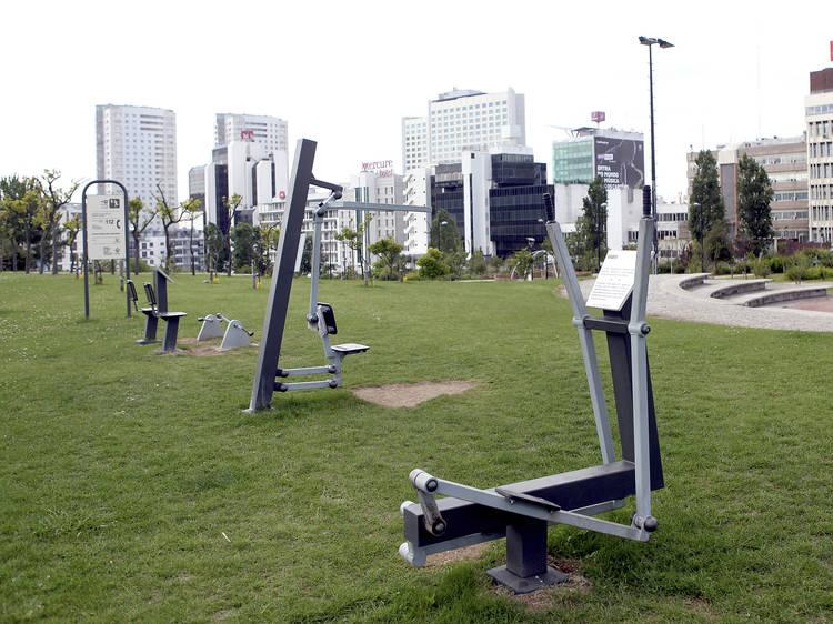 Fitness Jardim de Campolide