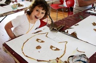 Children's Museum of the Arts Summer Art Colony