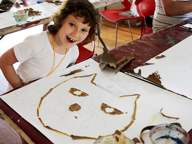 16c15e2d8c39 Best Art Camps for Kids in NYC this Summer