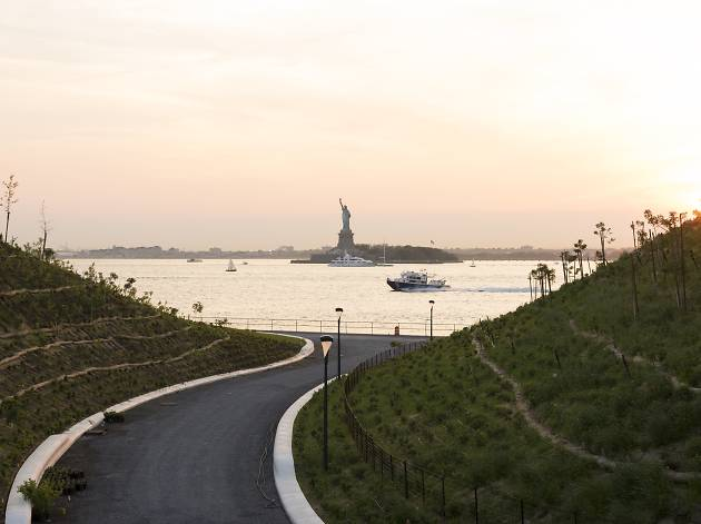 Exclusive: For one-day only you can stay late and watch the sunset on Governors Island