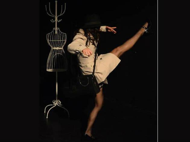 Danza La espejista en el Centro Cultural del Bosque
