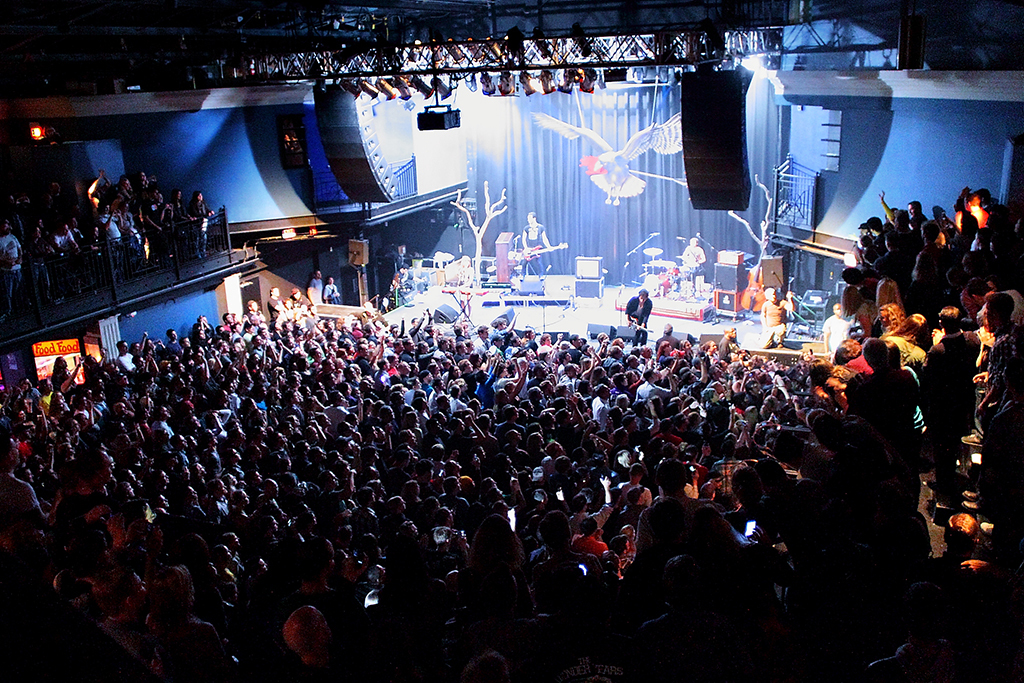 Jam at the 9:30 Club