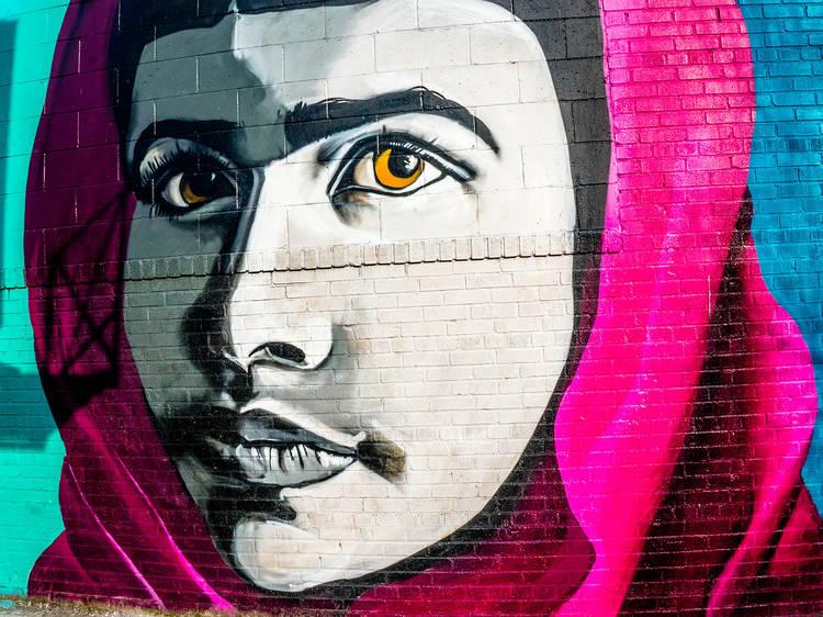 Alternative: Bushwick street art