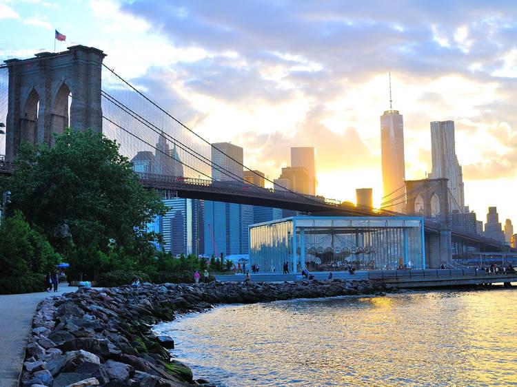 Alternative: Brooklyn Bridge Park