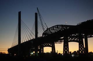 New Kosciuszko Bridge to open on Thursday with a stunning light show