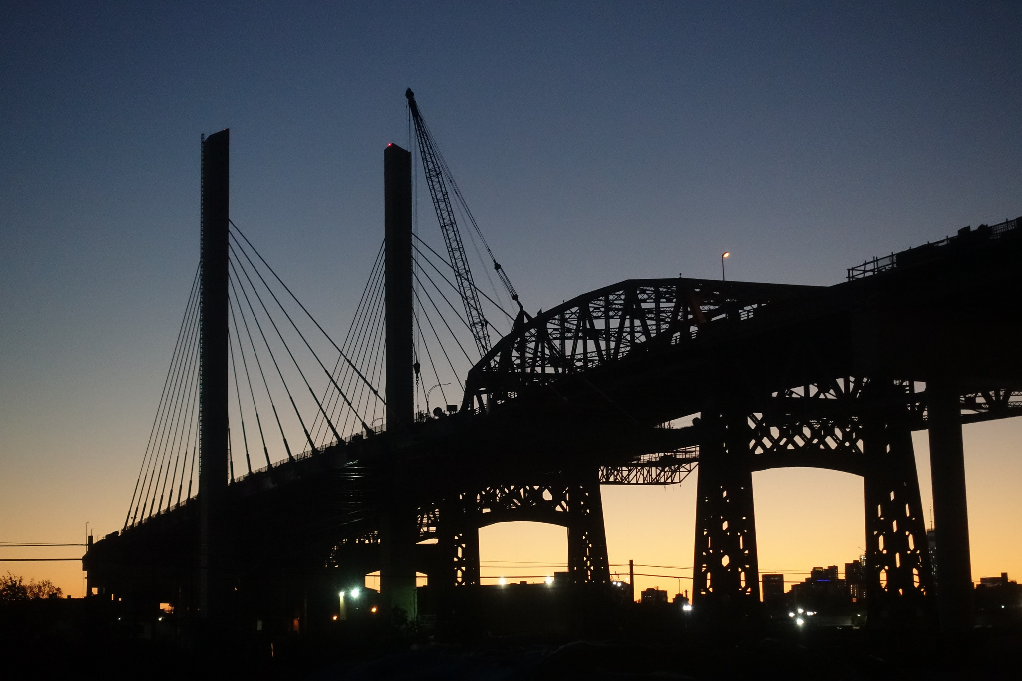 New Kosciuszko Bridge to open on Thursday with a stunning light show