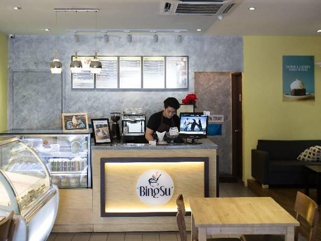 Bingsu Café