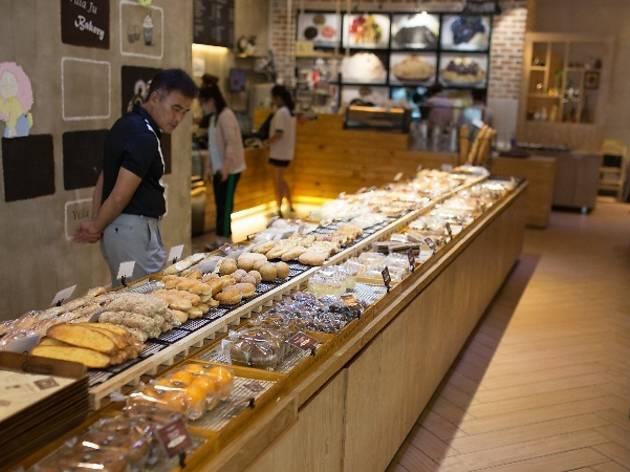 Villa Ju Bakery Restaurants In Solaris Dutamas Kuala Lumpur