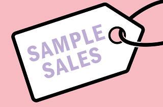 London sample sales 2017 logo