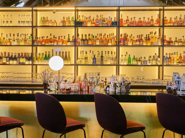 Meister Bar at German Gymnasium