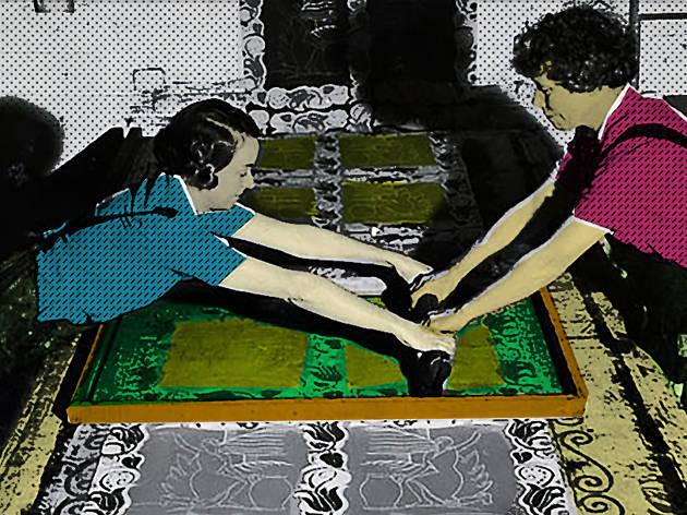 Hamelaha Printmakers Workshop