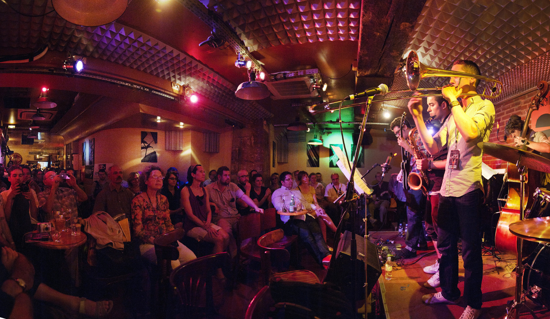 Jazz at Saint-Germain-des-Prés Paris