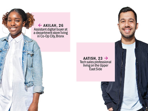 Akilah and Aatish