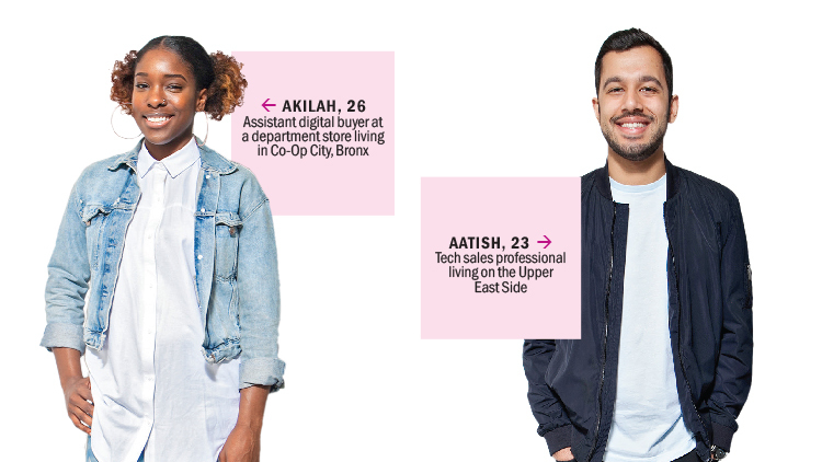 Meet the Undateables: Akilah and Aatish