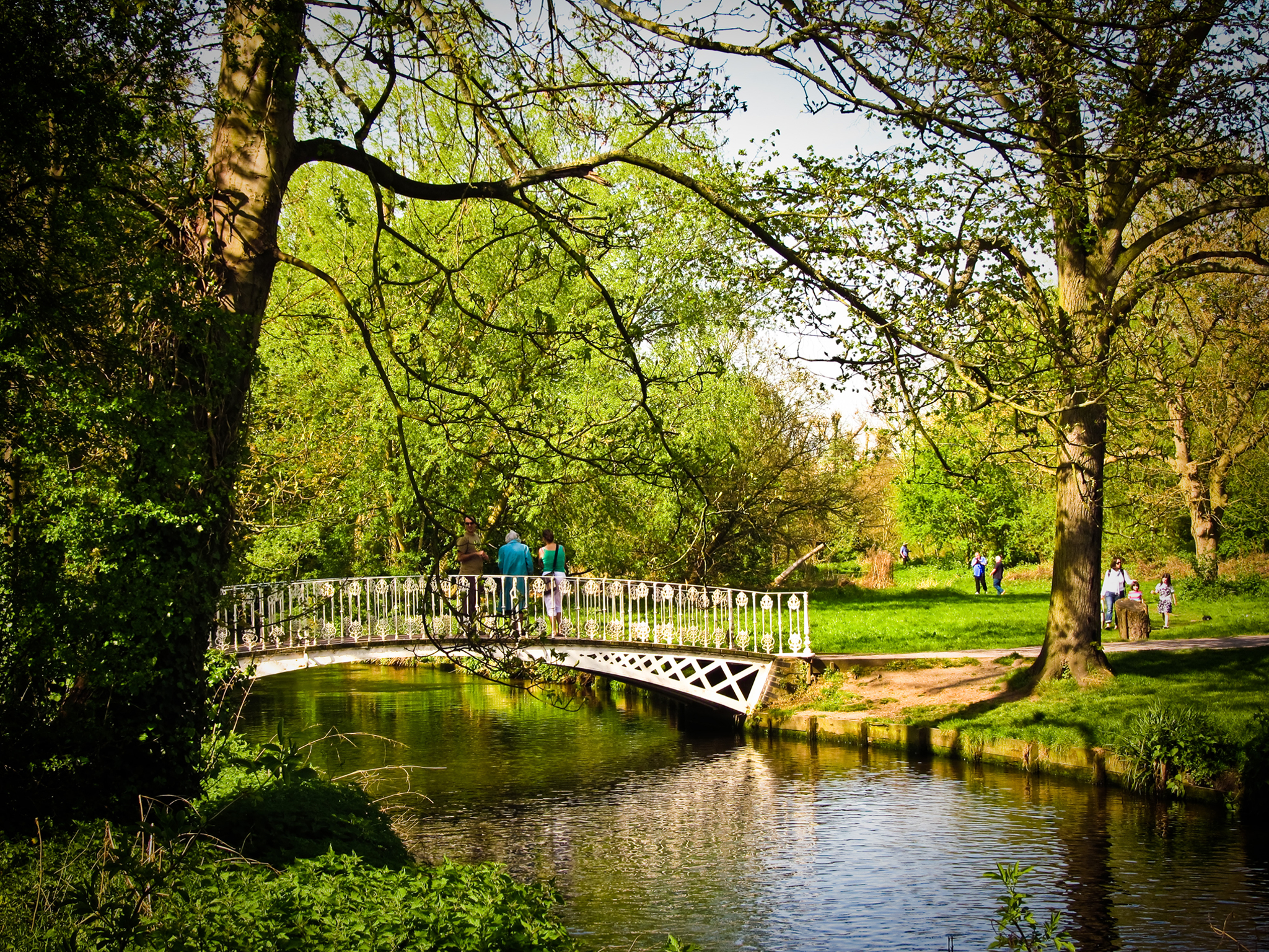 Best bike rides from London, The Wandle Trail