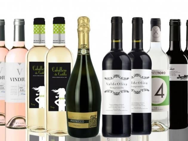 San Jamon Wines
