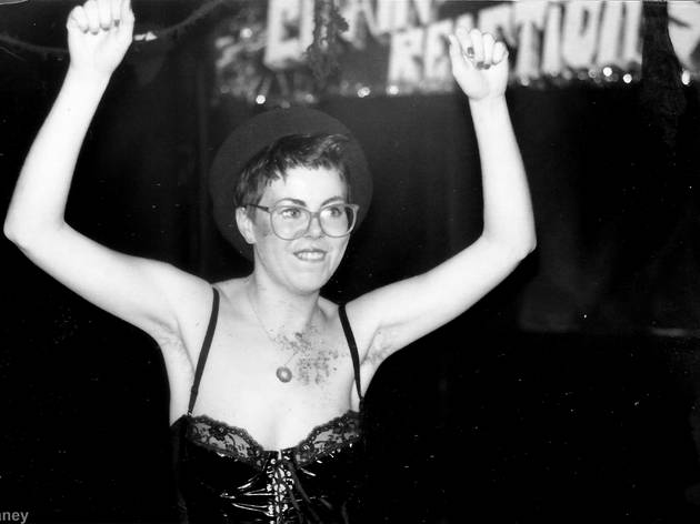 The secret history of London's lesbian punks