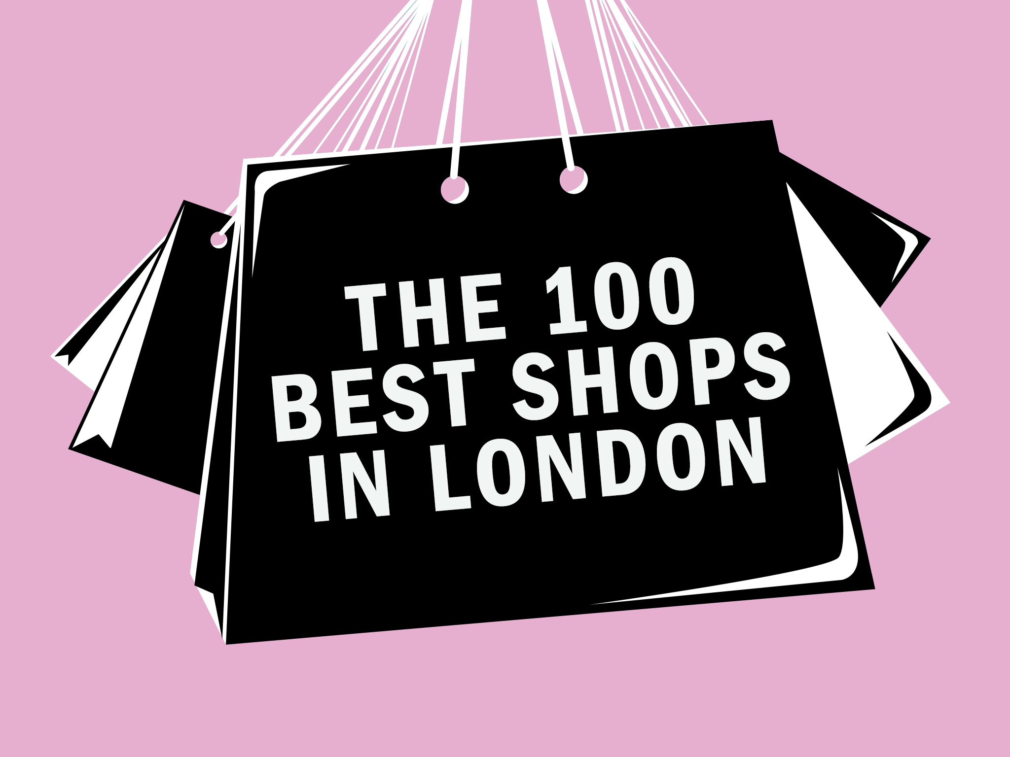The 100 best shops in London