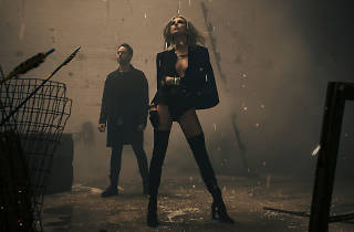 Phantogram presenta su tercer material Three