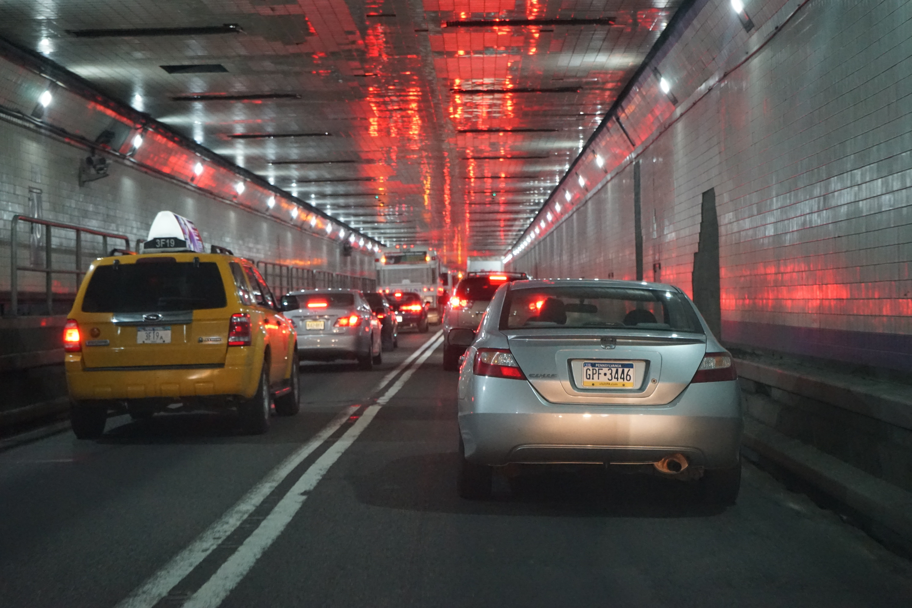 There's finally a plan to fix the awful traffic congestion near the Lincoln Tunnel