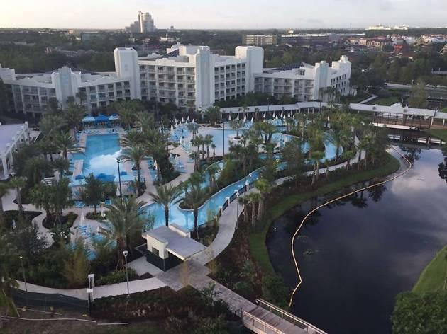 Hilton Orlando Lake Buena Vista Palace