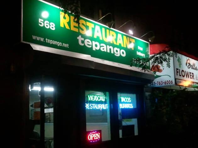 Taqueria Tepango