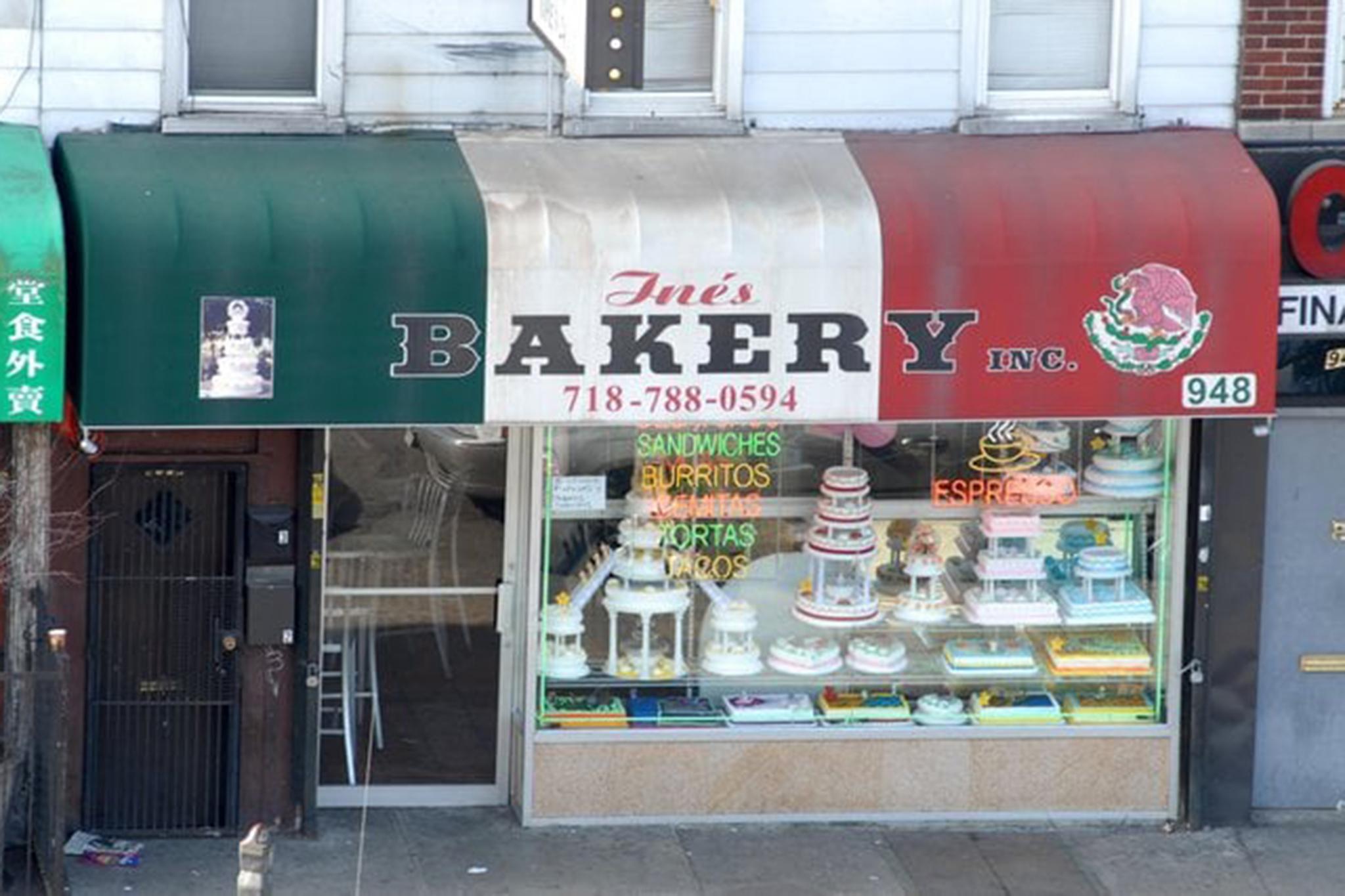Ines Bakery