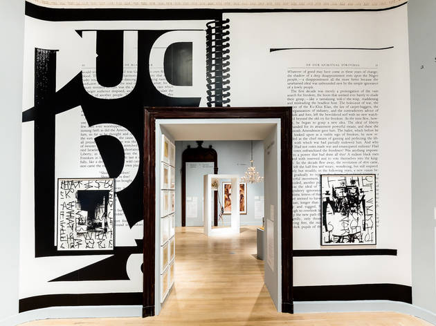 "Review: ""The Arcades: Contemporary Art  and Walter Benjamin"""