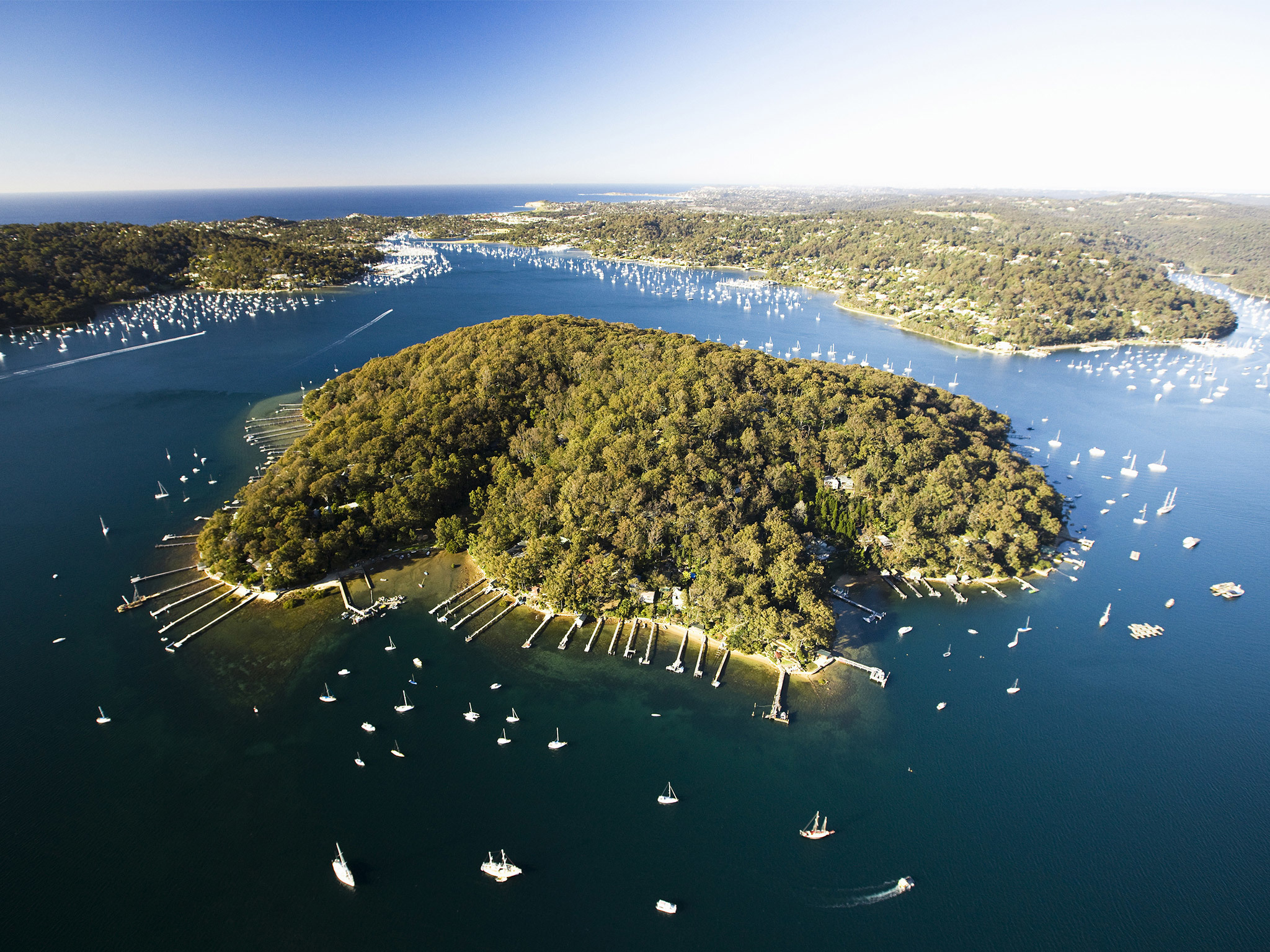 Sydney 39 S Harbour Islands