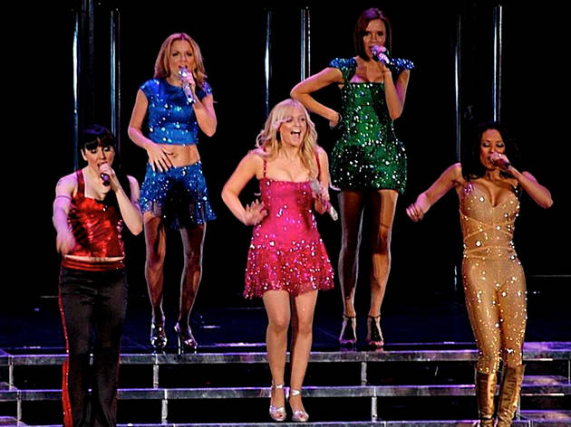 Spice Girls in Toronto Air Canada Center