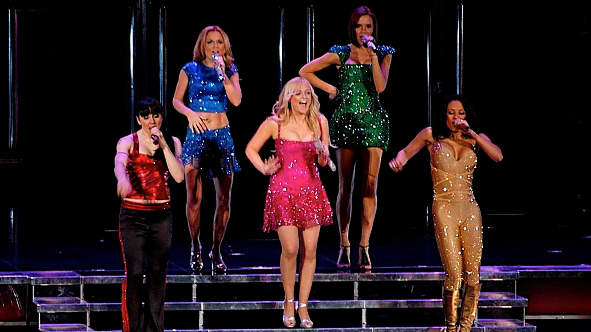 The Spice Girls say they're coming to Australia in February