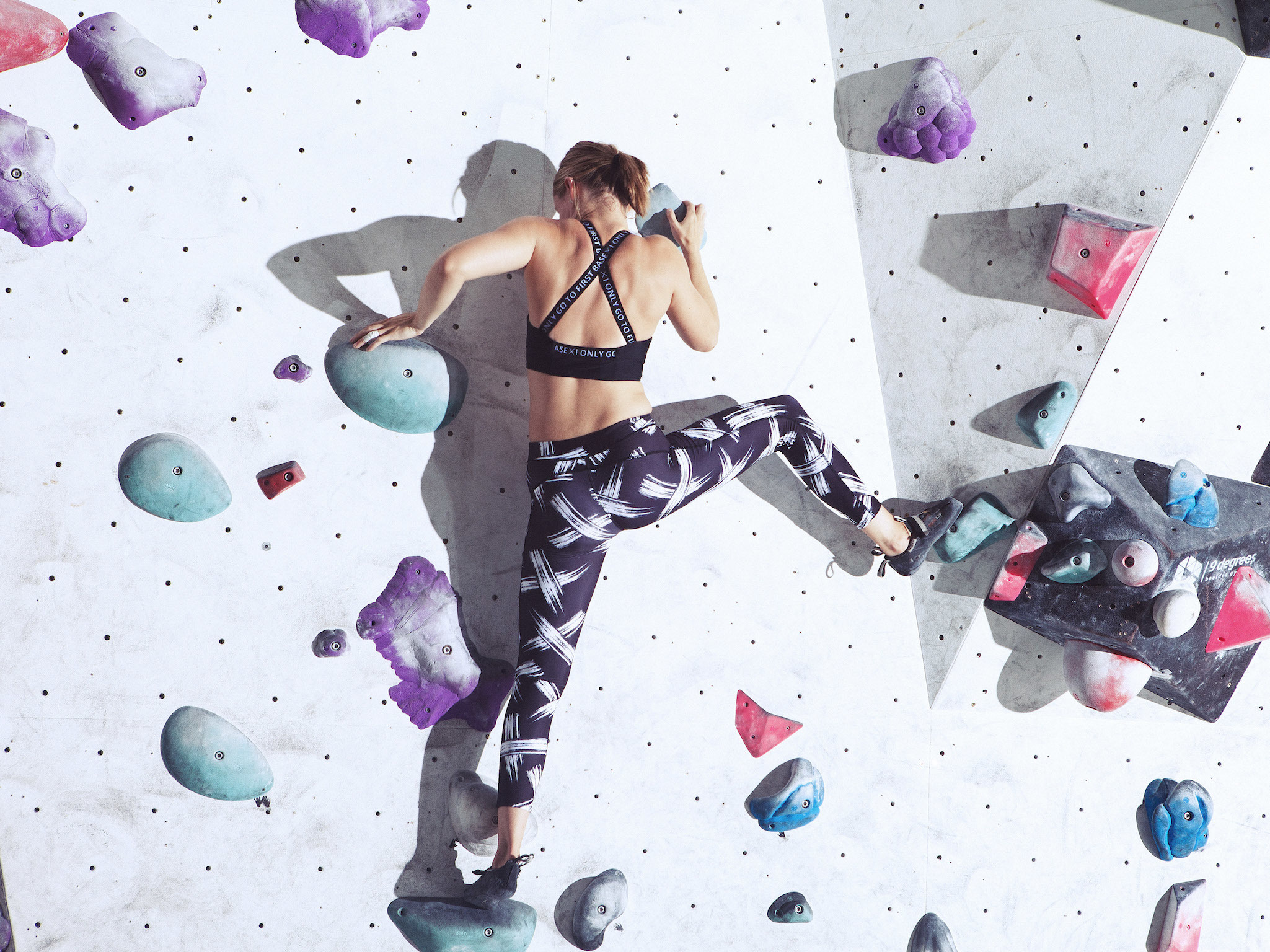 7 indoor climbing centres in Sydney
