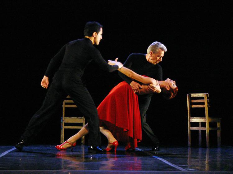 Tango, filarmónica y vista en el Museo Nacional de la Revolución