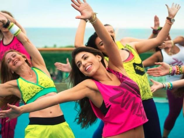 Stand by Me - Charity Zumbathon