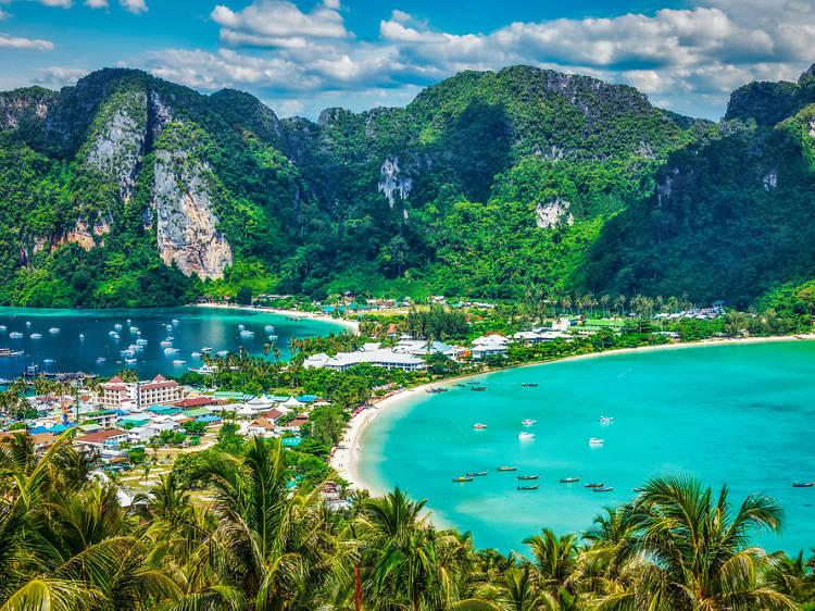 Ko Phi Phi, Tailandia