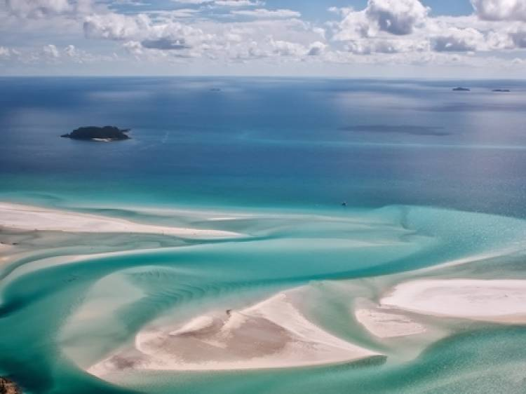Illes Whisundays, Austràlia