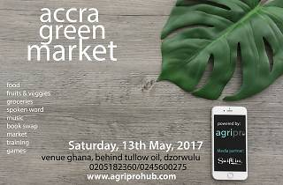 Accra Green Market May 13