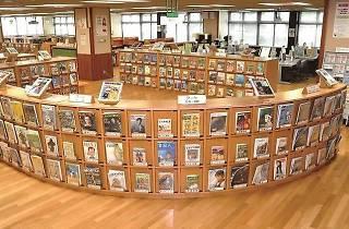 都立多摩図書館