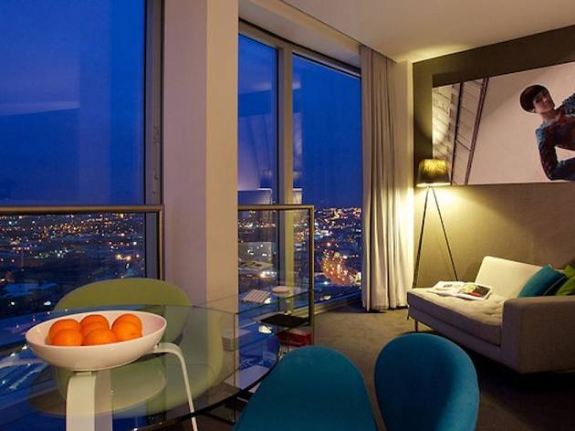 The best hotels in Birmingham