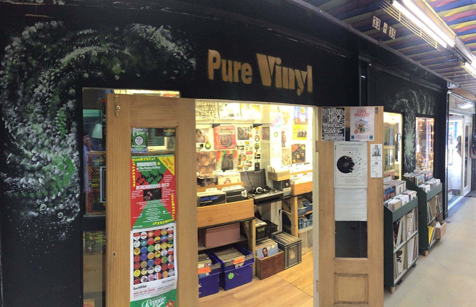 Pure Vinyl Records