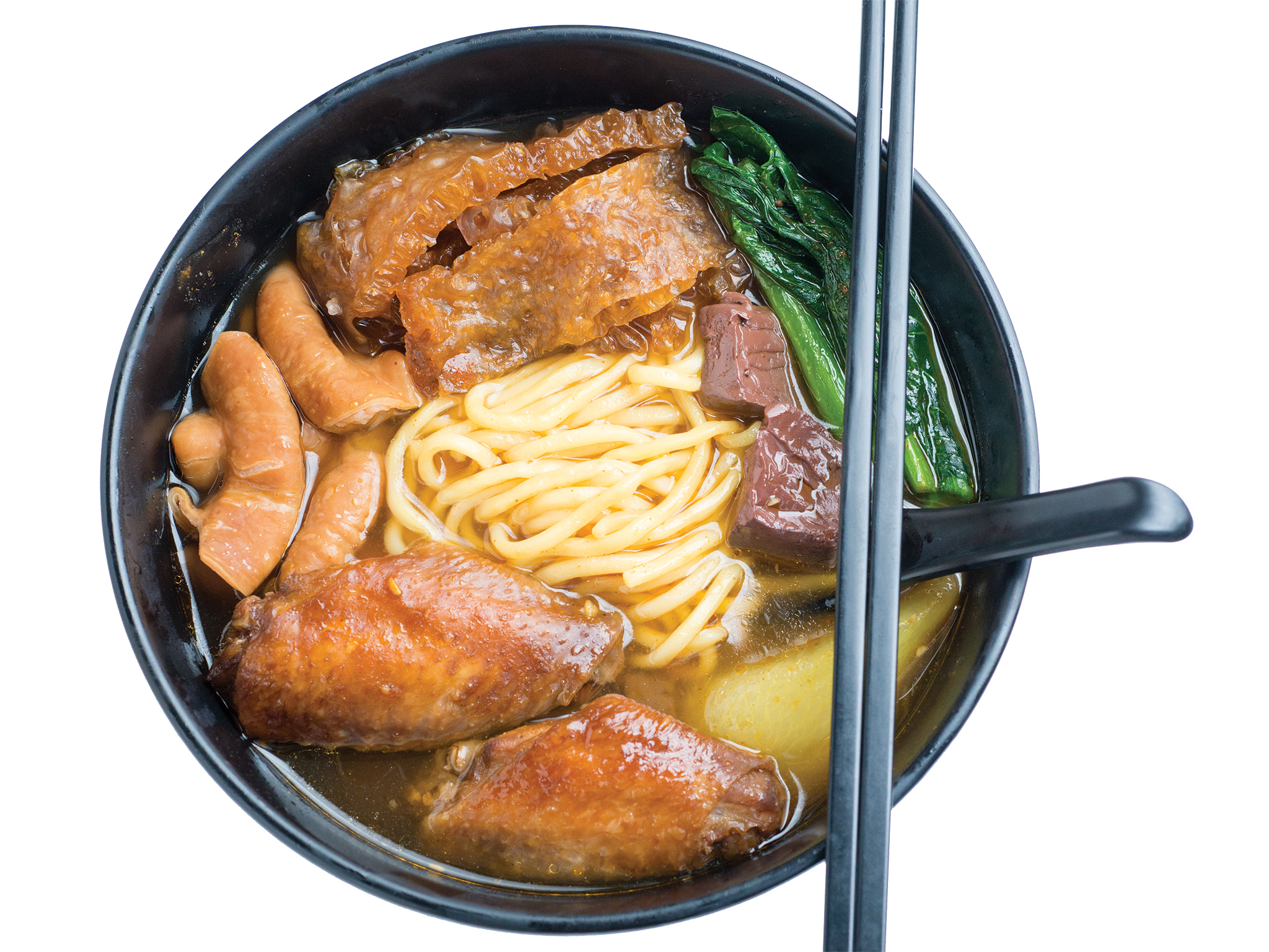 wing kee cart noodles