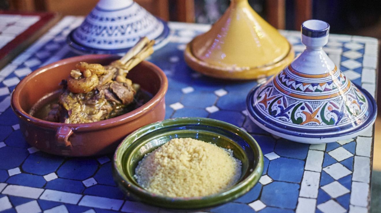 Amoun Moroccan Mediterranean Cuisine & Lounge