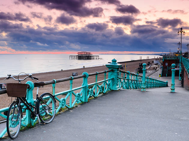 Best bike rides from London: Wandsworth to Brighton