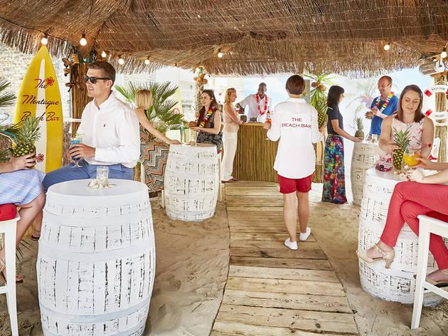 The Beach Bar at The Montague