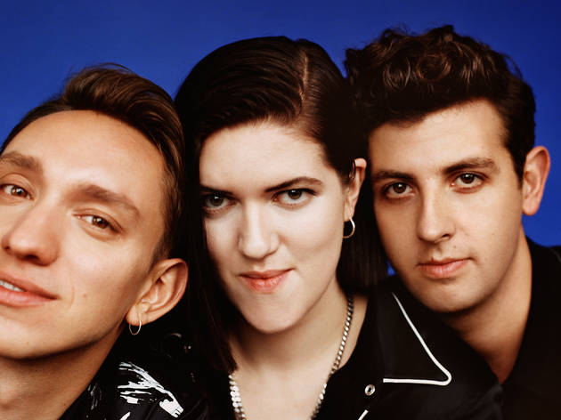 The xx + Chairlift