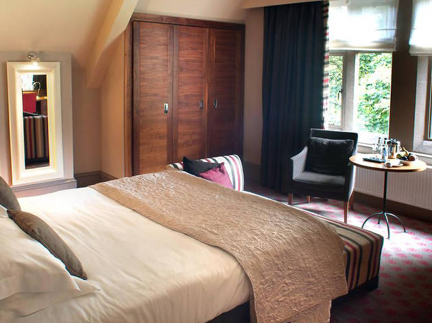 Best Hotels - Newcastle - Jesmond Dene Hotel