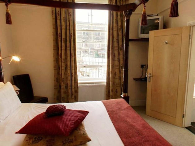 Cheap Hotels - Cardiff - Jolyons Boutique hotel