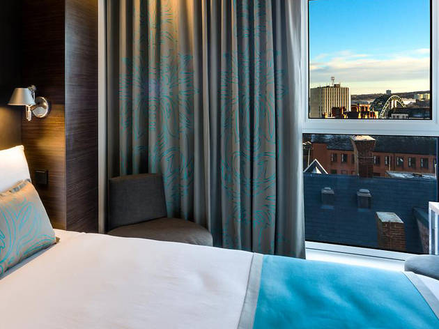Cheap Hotels - Newcastle - Motel One